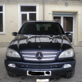 Mercedes-Benz M-klasse ML 350