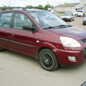 Hyundai Matrix