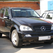 Mercedes-Benz M-klasse ML 270