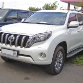 Toyota Land Cruiser (150) Prado